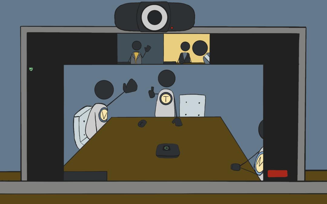 Building A Remote Deposition Toolkit: Delegation